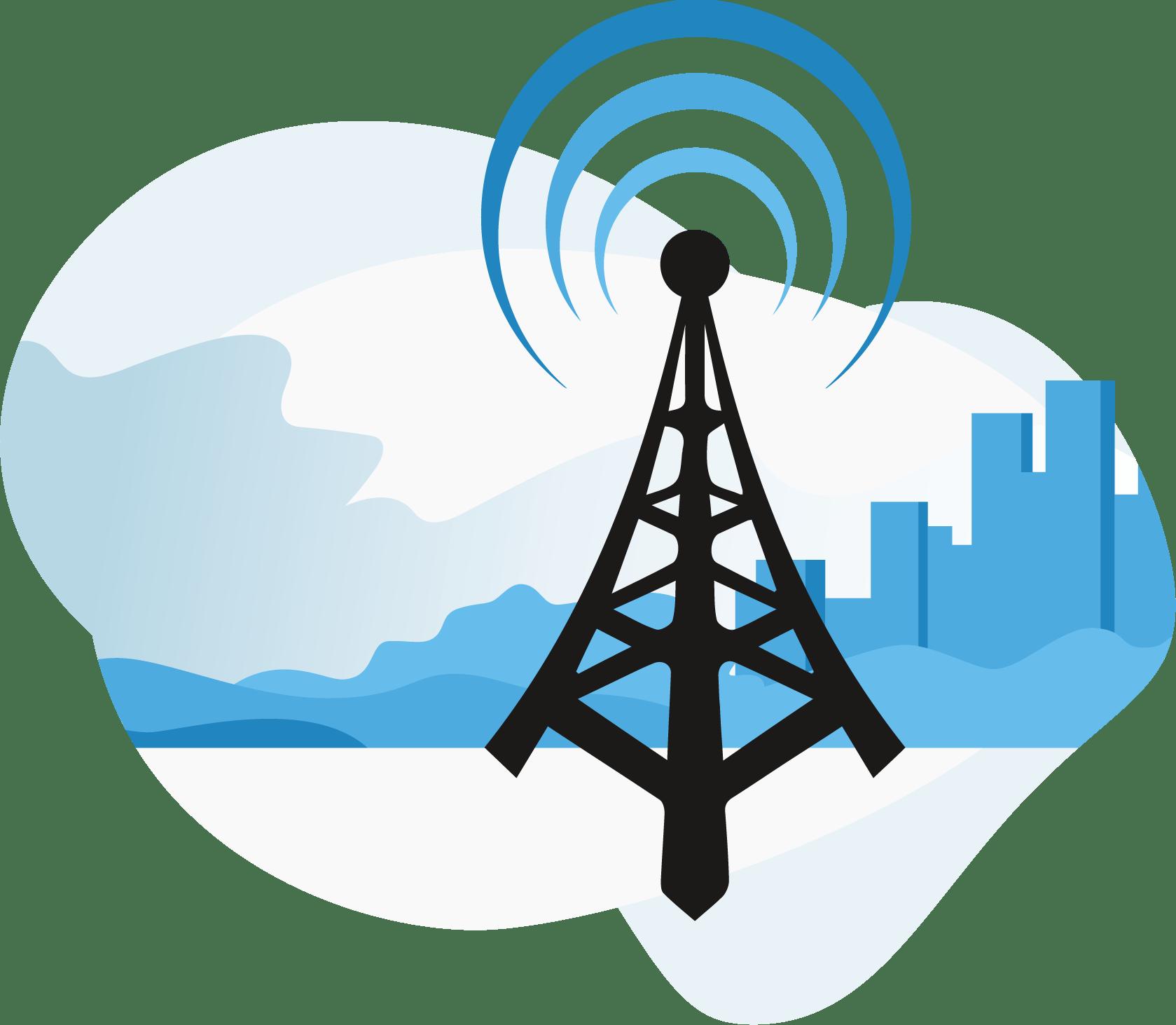 Bezdrátový internet - Nová Morava